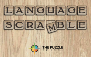 Language scramble